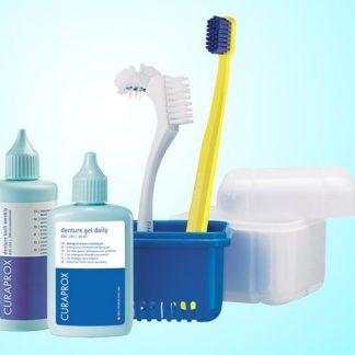 Diş protezi sistemi